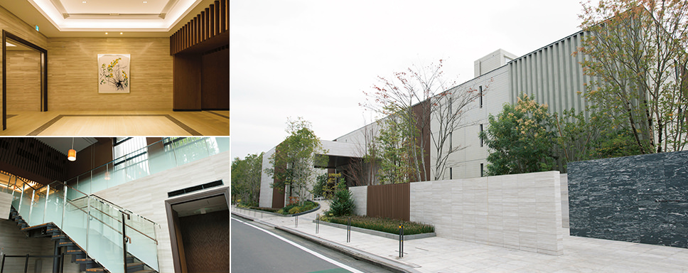 Concept of the Residence―安心・安全を求めた住まい。